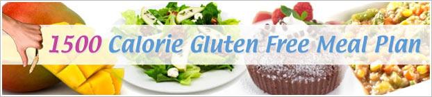 gluten free meal plan