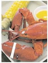 Someone who is repeatedly exposed to certain foods is less hesitant to eat them. For example, lobster traditionally was only available on the coasts, and is much more likely to be accepted as food by coastal dwellers. [AP/Wide World Photos. Reproduced by permission.]