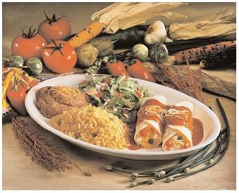 The traditional Hispanic diet includes plenty of grains and legumes. It is somewhat lower in fat and cholesterol than the diets of non-Hispanic whites in the U.S. [Royalty-Free/Corbis. Reproduced by permission.]