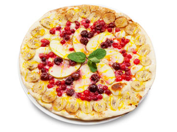 Blueberry Tortilla Pizza - Dietitian's Choice Recipe