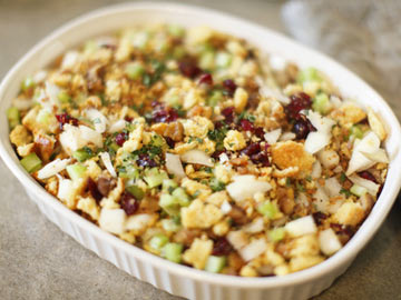 Cranberry Stuffing - Diet.com