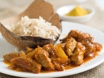 Curried Beef and Rice - Dietitian's Choice Recipe