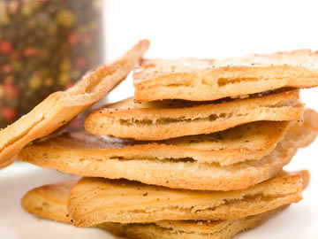 Garlic Pita Chips - Dietitian's Choice Recipe