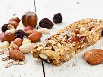 Wholesome Granola Bars - - Dietitian's Choice Recipe