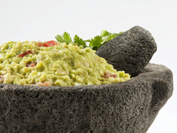 Really Green Guacamole