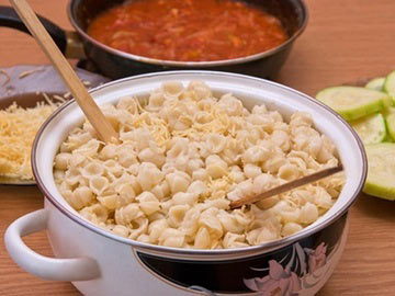 Classic Macaroni and Cheese - Dietitian's Choice Recipe