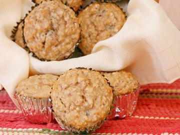 Oatmeal Muffins - Recipe Contest Winner - Dietitians Choice