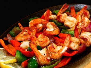 fajitas just aren t shrimp fajitas flavorful shrimp fajitas my husband ...