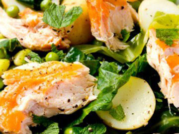 Summer Grilled Chicken Salad