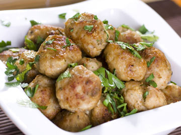 Garlic Turkey Sausage - Dietitian's Choice Recipe