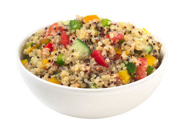 Veggie Quinoa Salad - Dietitian's Choice Recipe