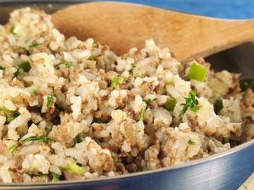 Wild Rice Stuffing - Diet.com