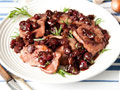 Blueberry Tenderloin