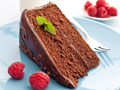 Chocolate Berry Torte