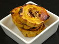 Fruity Squash Rounds