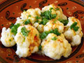 Saucy Cauliflower