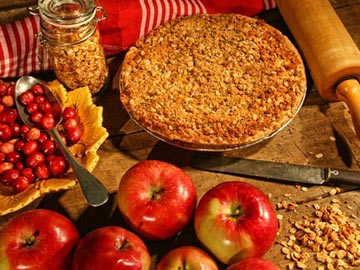 Apple-Cranberry Crisp - Dietitian's Choice Recipe