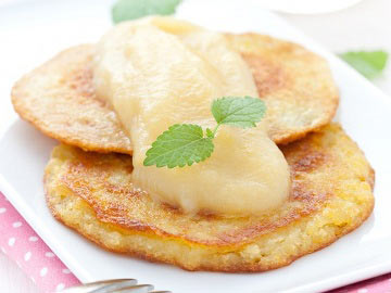 Granny Smith Pancakes