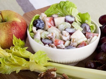 Apple Walnut Salad - Recipe Contest Winner