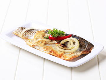 Baked Trout - Dietitian's Choice Recipe