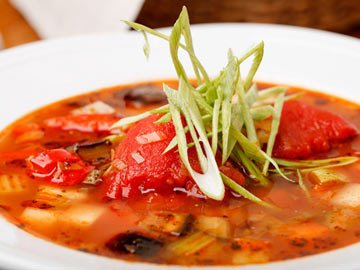 Vegetarian Minestrone Soup - Dietitian's Choice Recipe