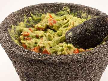 Pinto Bean and Avocado Dip