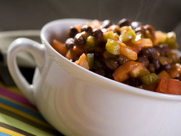 Black Bean and Cabbage Stew - Dietitian's Choice Recipe