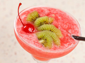 Berry-Kiwi Smoothie