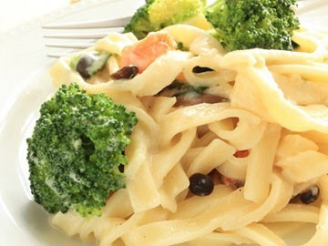 Italian Broccoli and Pasta - Dietitian's Choice Recipe
