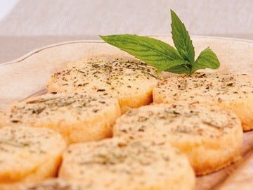 Parmesan-Herb Biscuits
