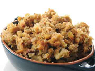 Wild Rice and Chestnut Stuffing - Dietician's Choice Recipe