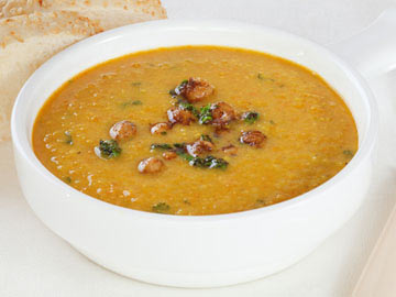 Roasted Chick Pea Soup - Dietitian's Choice Recipe