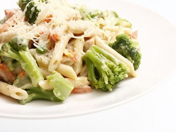 Chicken Broccoli Alfredo - Dietitian's Choice Recipe