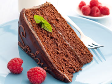 Chocolate Raspberry Torte - Dietitian's Choice Recipe
