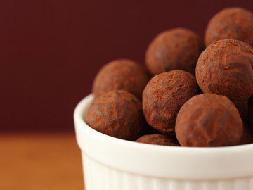 Chocolate Truffles - Dietitian's Choice Recipe