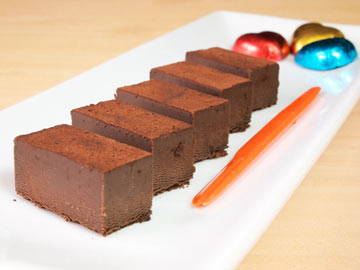Fat-Free Chocolaty Fudge