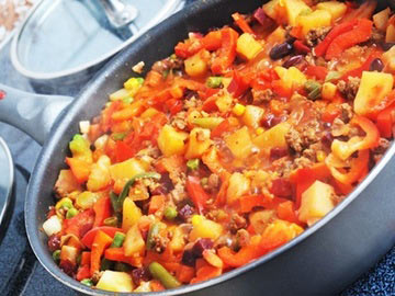 Cowboy Casserole - Dietitian's Choice Recipe
