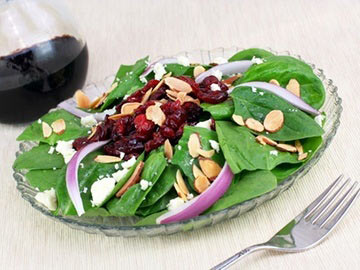 Chicken and Cranberry Salad - Dietitian's Choice Recipe