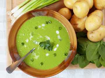Creamy Spinach Soup - Dietitian's Choice Recipe