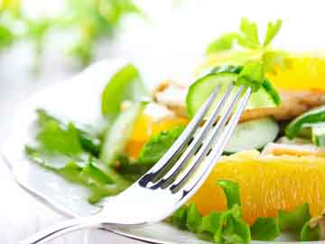 Cucumber-Orange Salad