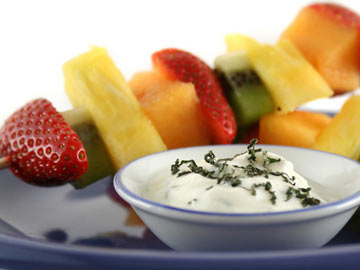 Fruit Kabobs - Dietitian's Choice Recipe