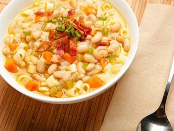 Garlic Bean Soup