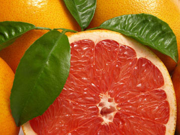 Warm Grapefruit Delight recipe