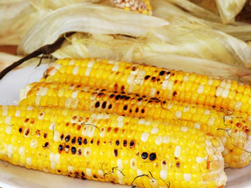 Grilled Corn on Cob - Dietitian's Choice Recipe