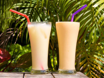 Island Smoothie recipe