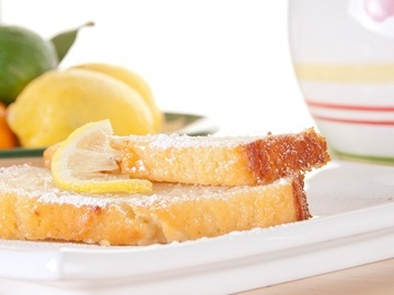 Lemon Pound Cake - Dietitian's Choice Recipe