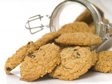 Oatmeal Raisin Cookies - Dietitian's Choice Recipe