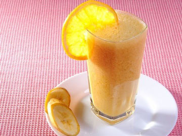 Orange Banana Crush