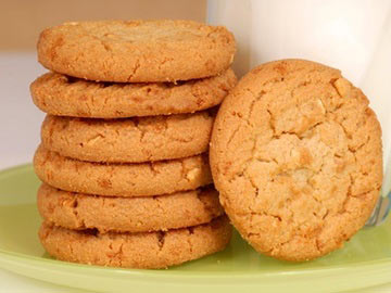 Peanut Butter Cookies - Dietitian's Choice Recipe