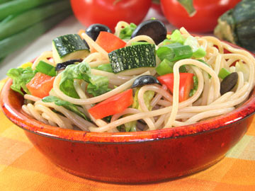 Perfect Pasta Salad - Dietitian's Choice Recipe
